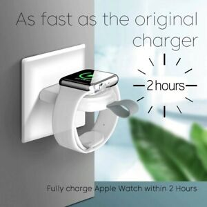 Portable Wireless Charger For apple watch series 6 SE 5 4 3 2 1 44mm/40mm Watch