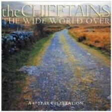 THE CHEIFTAINS - THE WIDE WORLD OVER - A 40 YEAR CELEBRATION 19 TRACK CD AS NEW