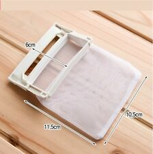 2p LG Washing Machine Lint Filter Sieve Part 10x6cm Washer Filter Washing Net