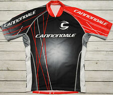 CANNONDALE  - genuine HIGH QUALITY race fit cycling JERSEY - size L