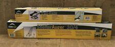 ShelterLogic: Auger Anchors #10075 & Pull-Eaze Roll-Up Door Kit #10075