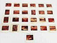 Vintage 1960-1970's Hawaii 2 x 2 inch Color Slides LOT OF 25
