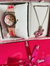 Barbie Watch & Jewellery Set. Brand New & Boxed. Official Barbie Merchandise.