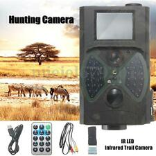 Animaux Trail Chasse Appareil HC-300A Vidéo IR 12MP HD Caméra Nocturne Scoutisme