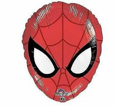 Amscan 18 Inch Foil Balloon Spiderman Head Party Accessory