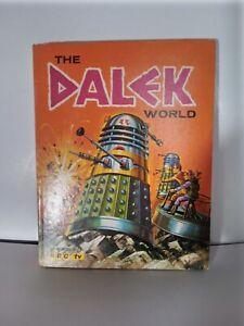 Dalek world Annual 1965