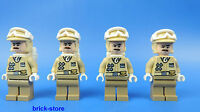 LEGO® STAR WARS FIGUR  9509 / HOTH REBELL TROOPER / 4 STÜCK
