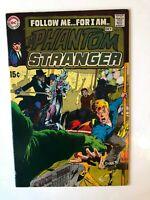 The Phantom Stranger #3 DC Comics (Oct, 1969) 5.0 VG/FN