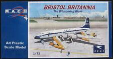 Mach 2 Models 1/72 BRISTOL BRITANNIA BOAC The Whispering Giant Airliner