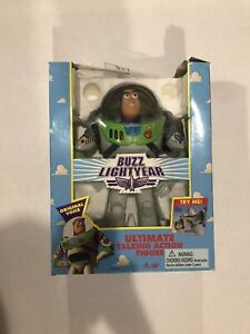 Disney Toy Story Talking Buzz Lightyear 12 Inch Figure Pixar