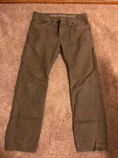 American Eagle Outfitters AEO Men's Straight Jeans 28x30 29x30