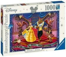 Ravensburger Disney Moments 1991 Beauty and The Beast 1000 Piece Jigsaw Puzzle (RB19746-0)