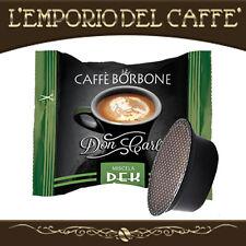100 Capsule Cialde Caffè Borbone Don Carlo Dek compatibili Lavazza A Modo Mio