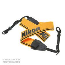 Nikon PRO CAMÉRA lanière. universel connecteurs. convient tout DSLR ET REFLEX
