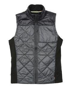 Smartwool Men's Men's Smartloft 120 Vest in Graphite  Size M 85459