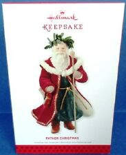2013 Father Christmas Hallmark Retired Series Ornament