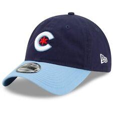 Chicago Cubs Mlb City Connect Cap Hat 9Twenty 920 Adjustable Wrigleyville Men's