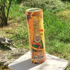 Boite en tôle de bouteille de Champagne - Charles Martel & Cie