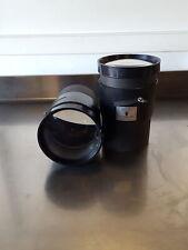 More details for pair of delta ii-d u.s. precision lenses projection tv focusing lens