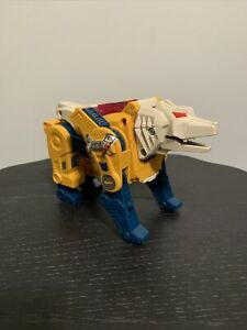 G1 Transformers Decepticon Headmasters- WEIRDWOLF