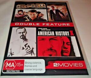 Rock N Rolla / American History X DVD