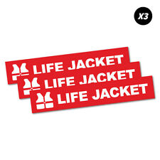 "5"" Skateboard Life Sign Warning Punk Skate or Die Xtreme Vinyl Bumper Sticker"