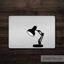 Desk Lamp - Mac Apple Logo Laptop Vinyl Decal Sticker Macbook Pixar Light Bulb