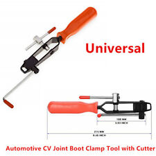 Universal Automotive CV Joint Boot Clamp Plier Banding Crimper Tool style Kit