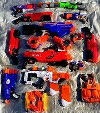 Nerf blasters, lot of 15, N-Strike, Elite, Rival, Mega, Doomlands, Alpha