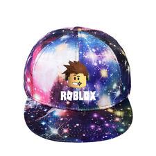 ROBLOX starry star caps cap hat baseball unisex kids boys girls AU stock new