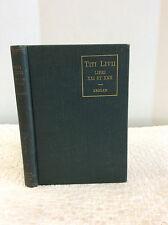 TITI LIVII Libri XXI et XXII By Leo W. Keebler ed- 1925, Livy, Latin text