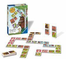THE GRUFFALO & FRIENDS DOMINO DOMINOES BY RAVENSBURGER - NEW & SEALED!
