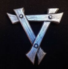 Warhammer Fantasy Skaven symbol pin (simple triangle)