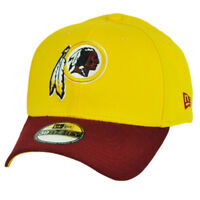 NFL New Era 39Thirty Washington Redskins TD Classic Flex Fit Small Medium Hat C