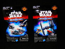 New Disney Star Wars Micro Machines Mystery Mini Vehicles Series 2 & 3 NIP