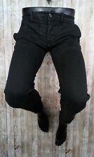 Pantalon Homme G-star Correct Nova 3D Slim W 31 L 30 Noir Valeur 139 €