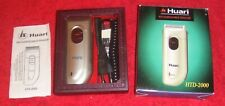 Huari HTD-2000 Gents Rechargeable Shaver. New In Box.
