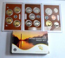 2013-S United States Mint Proof Set in Original Box w/ COA 14 Coin Set  !!