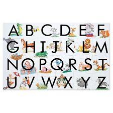 Melissa & Doug ABC Learn The Alphabet Floor Puzzle (Easy-Clean Surface,...