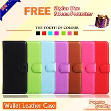 Samsung Galaxy J2 J5 Pro A8 J8 2018 A20 A30 A50 Wallet Leather Flip Case Cover