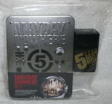Mayday NOWHERE MOVIES Taiwan Ltd DVD +Live in Live DVD +figure (2 DVD)
