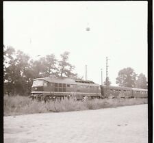 Eisenbahn Negativ DR Diesellok    ( 39