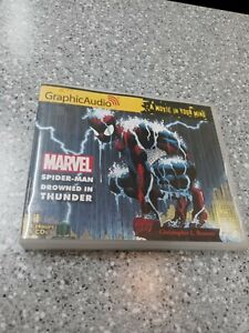 Spider-Man: Drowned in Thunder by Christopher Bennett (Audiobook, Superheroes)