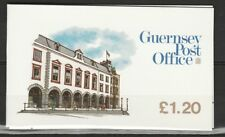 Guernsey Michel MH 22 the French Halles Booklet