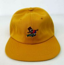 Round Two X Utmost Black Bart Hat Sean Wotherspoon Strapback Mustard Yellow