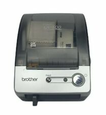 Brother QL-500 P-Touch Thermal Label Printer with Partial Label Rolls