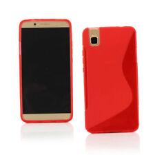 custodie preformati / copertine rossi modello Per Huawei Honor 7 per cellulari e palmari