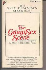 THE GROUP SEX SCENE ~ PINNACLE PO58Z 1971 1ST JOHN F TRIMBLE PHD SWINGING