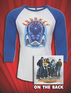 Frontiers 1983 Vintage Tour jersey T-SHIRT Separate Ways