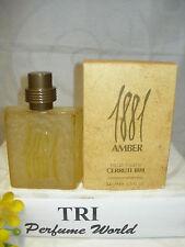 1881 AMBER by Cerruti 1881 Eau de Toilette EDT Men Spray 3.4 fl.oz.